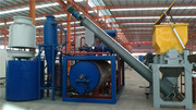 Equipment line to produce animal fats, meat and bone meal,  fish meal,  vegetable oil and biodiesel